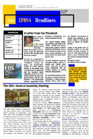 The Efosa Headline Issue 2