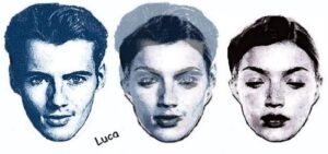"""The """"Beauty"""" of Homo sapiens sapiens: standard canons, ethnical, geometrical and morphological facial biotypes. (second part)"""